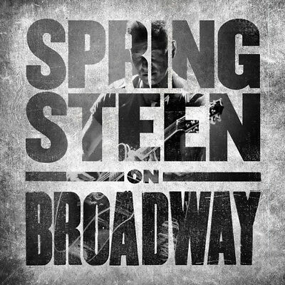 Bruce Springsteen : Springsteen On Broadway CD 2 discs (2018) ***NEW***
