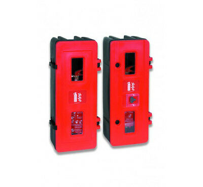 New Fire Extinguisher Cabinet Single With Lock Keys