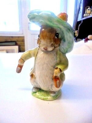 Beswick Beatrix Potter Figure Benjamin Bunny  A/f  Direct From House Clearance