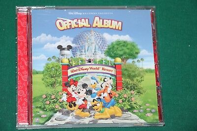 Walt Disney Records Presents Walt Disney World Resort Official Album CD 2000