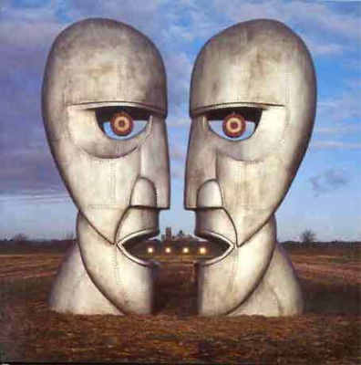 Pink Floyd-The Division Bell CD NEU