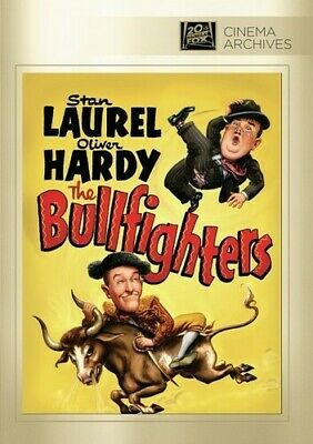 The Bullfighters [New DVD] Manufactured On Demand, Full Frame, NTSC Format