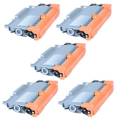 5PK TN450 Toner Cartridge For Brother DCP-7060D 7065 HL-2130 2132 2220 2230 2240