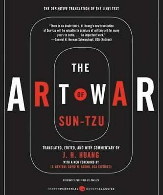 NEW The Art of War By Sun Tzu Paperback Free Shipping