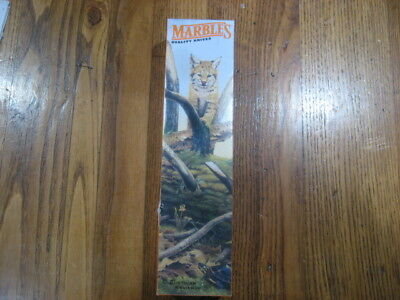 """MARBLES MARLIN KNIFE  """" Made In U.S.A."""""""