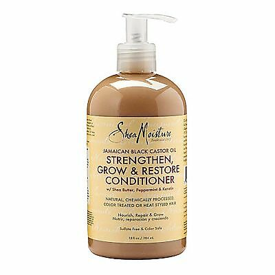 Shea Moisture Jamaican Black Castoer Oil Strengthen Grow   Restore Conditioner