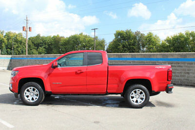 """2019 Chevrolet Colorado 4WD Ext Cab 128.3"""" LT 4WD Ext Cab 128.3"""" LT New 2 dr Truck Automatic Gasoline 3.6L V6 Cyl Red Hot"""