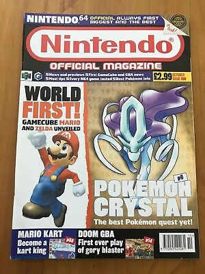 Official Nintendo Magazine - Issue 109 - Oct 01 - Pokemon Mario - Nintendo 64
