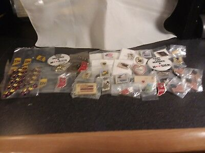 USPS Postage Stamp Pin Lot of 28, Misc.