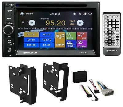 6.2'' DVD/iPhone/Bluetooth/USB Receiver For 2008-2010 Dodge Charger