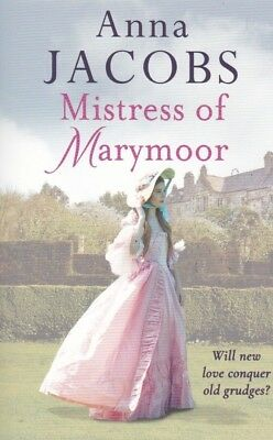 Anna Jacobs: Mistress Of Marymoor -  Paperback Book