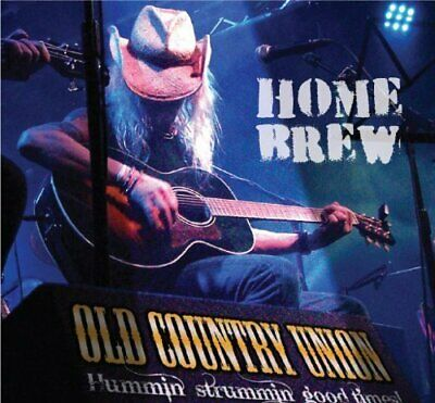 Old Country Union - Home Brew - Old Country Union CD 36VG The Cheap Fast Free