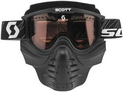 Scott 83X Safari Facemask Sled Winter Cold Weather Snowcross Goggles