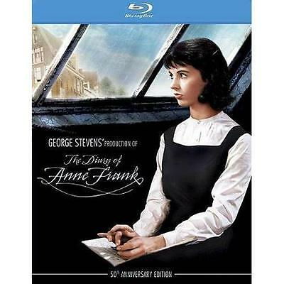 The Diary of Anne Frank (50th Anniversary Edition) [Blu-ray] New DVD! Ships Fast