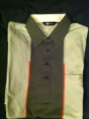 GABICCI MEN'S POLO SHIRT STYLE SHIRT/TOP - Casual, Golf/Sport, Work and more!