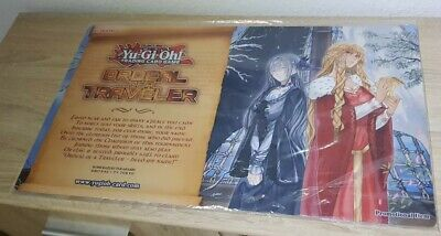Isolde Two Tales of the Noble Knights Playmat Ordeal Traveler Yugioh Spielmatte