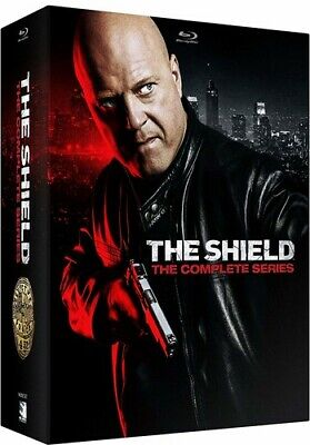 The Shield: The Complete Series [New Blu-ray]