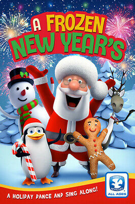 A Frozen New Years [New DVD]