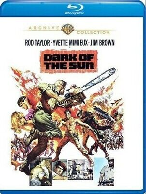 Dark Of The Sun [New Blu-ray] Manufactured On Demand