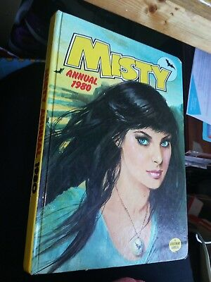 Misty Annual 1980 The Haunting Of Form 2B