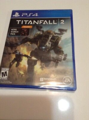 Titanfall 2 (PlayStation 4 ) BRAND NEW & FREE SHIPPING PS4