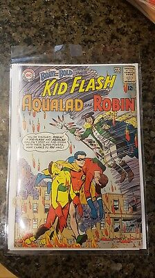 Brave and the Bold #54 1st Appearance Teen Titans DC  1964  cover not attached