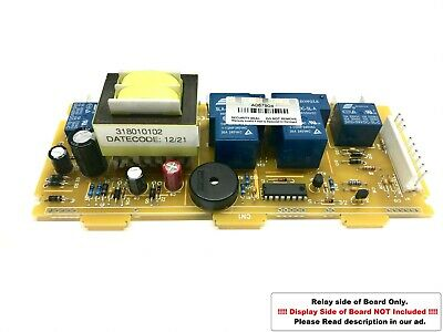 "NEW REPLACEMENT  RELAY BOARD ""ONLY"" for 318010102"