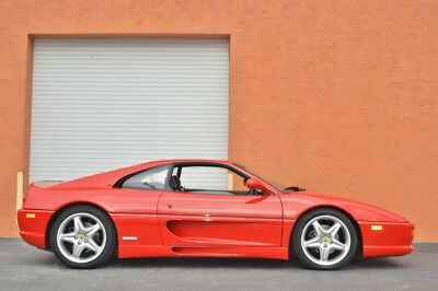 1995 Ferrari 355 GTB BERLINETTA Only 23k Miles-Like New-Fresh engine out service-Tubi Exhaust -Gated Manual 6spd
