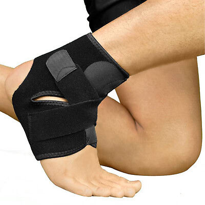 Ankle Foot Drop Brace Support Sprain Pain Relief Sport Shin Protector Breathable