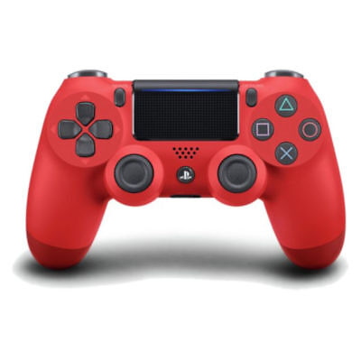 Official Genuine Sony Playstation 4 PS4 DualShock 4 v2 Controller Magma Red