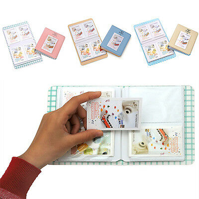64 Pockets Cute Album Photo Storage For Fujifilm Instax Mini 70/7s/8/90/25/50s