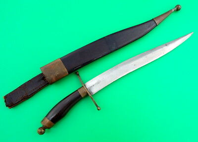 18Th - 19Th C. Spanish Naval Dagger Dirk Fighting Knife American Revolution (31)