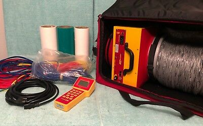 Retrotec DU200 Duct Leakage Tester w/ DM-2 Mark II Controller