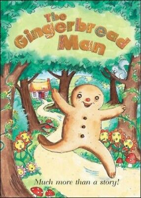 The Gingerbread Man Small Book (Inside Stor... by Mcgraw-Hill Educatio Paperback