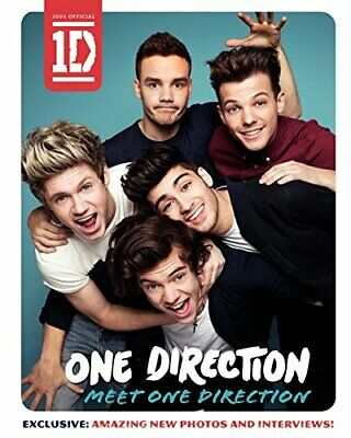 One Direction: Meet One Direction by One Direction Book The Cheap Fast Free Post
