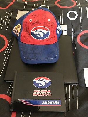 Western Bulldogs Autograph Collection