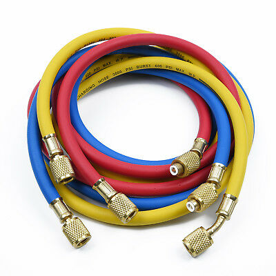 Hose Charging Rubber Air Conditioner Tool Practical Long Service stylish Hot
