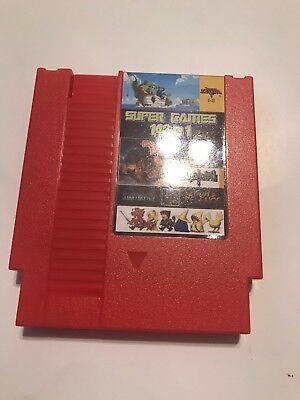 NES Super Games 143-in-1 Limited Edition Red