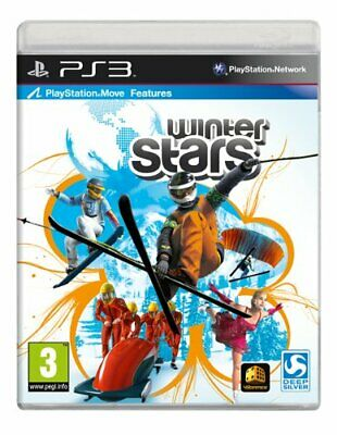 Winter Stars - Move Compatible (PS3) - Game  N0VG The Cheap Fast Free Post