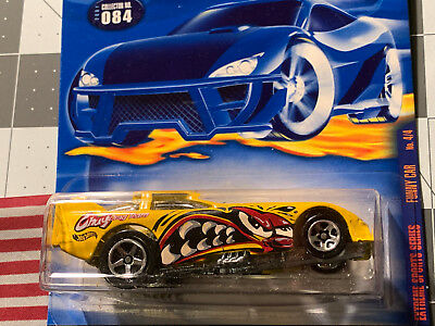 Hot Wheels Vintage Funny Car Collector # 84 Rare Classic Diecast Car
