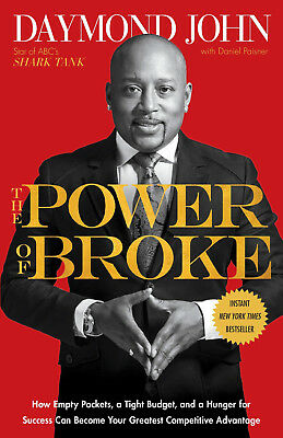 The Power of Broke by Daymond John and Daniel Paisner (eBooks, 2017)
