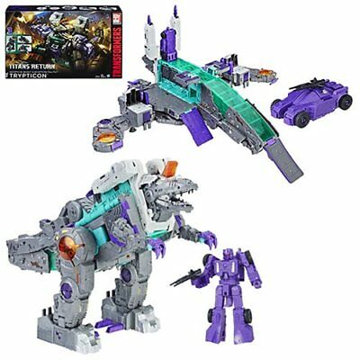 Transformers Generations Titans Return Trypticon Figure by Hasbro