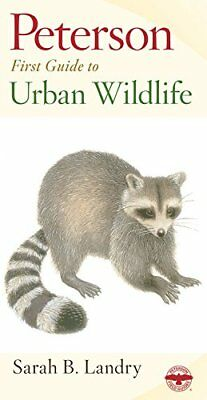 Peterson First Guide to Urban Wildlife (Peterson F... by Landry, Sarah Paperback