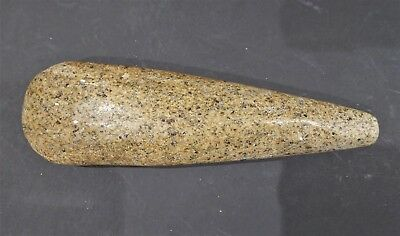 Very Fine Neolithic Polished Stone Axehead From The Alpine Region