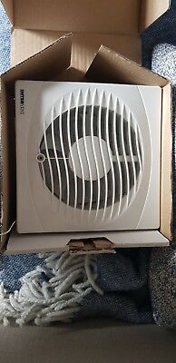 """6"""" 150mm extractor fan with pull cord"""