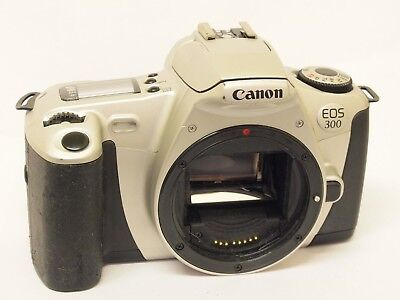 Canon EOS 300 35mm Camera Body, Stock Number u9191