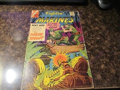 Fightin' Marines (St. John/Charlton) #71 1964