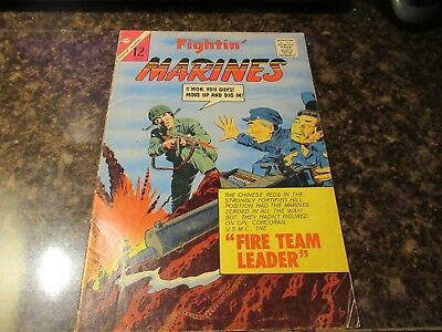 Fightin' Marines (St. John/Charlton) #59 1964