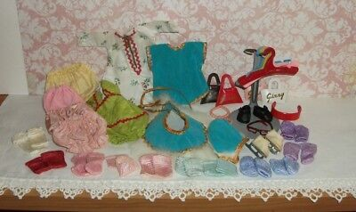 "Vintage Small Lot of Vogue 8"" Ginny Clothing & Accessories"