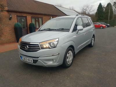 2013 SsangYong Turismo 2.0 TD S 5dr